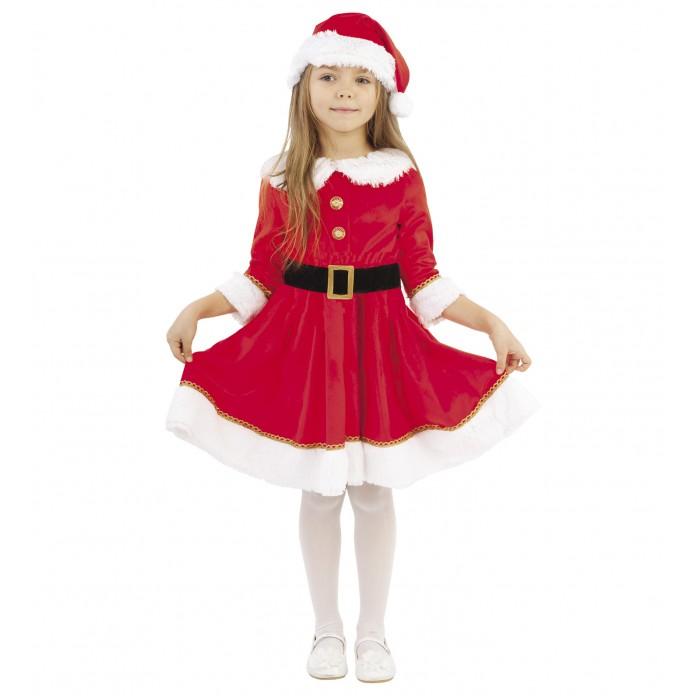 Карнавальные костюмы Пуговка Карнавальный костюм Мисс Санта Новогодняя сказка костюм мисс мафиози 50