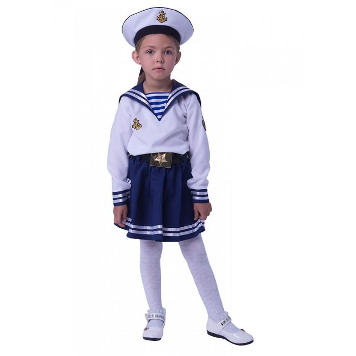 Пуговка Карнавальный костюм Морячка Патриоты
