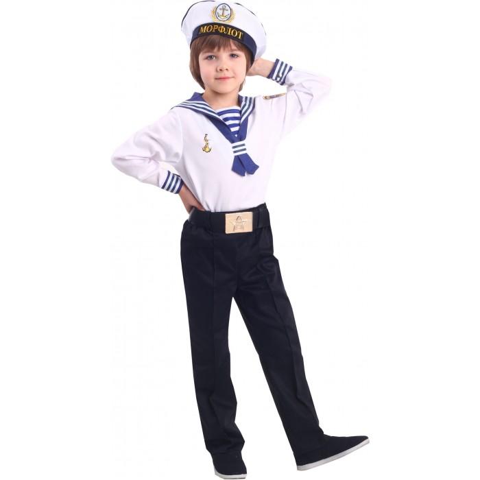 Карнавальные костюмы Пуговка Карнавальный костюм Моряк Патриоты