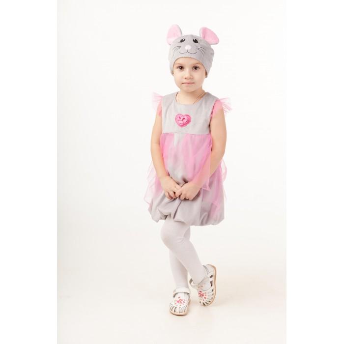 Картинка для Пуговка Карнавальный костюм Мышка Плюшки-Игрушки