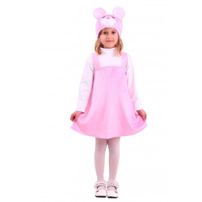 Купить Карнавальные костюмы, Пуговка Карнавальный костюм Мышонок Мисси Сказочный лес