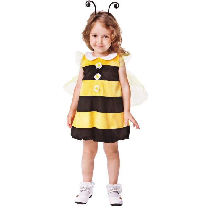 Карнавальные костюмы Пуговка Карнавальный костюм Пчелка Жужа Плюшки-Игрушки