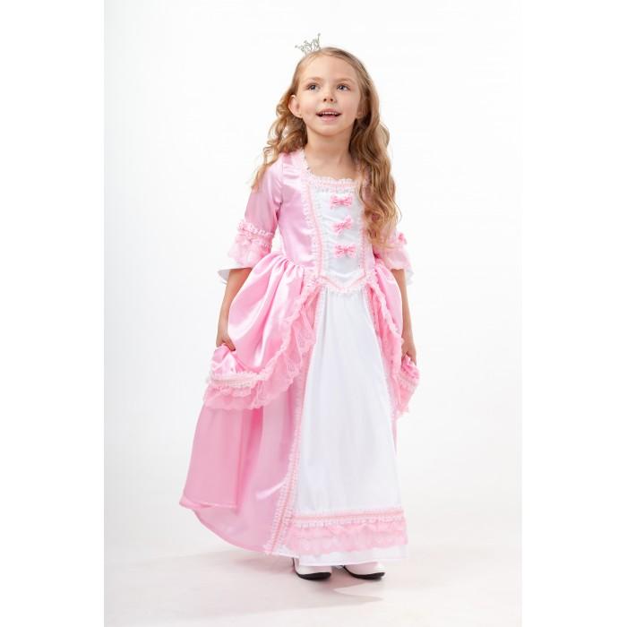 Картинка для Пуговка Карнавальный костюм Принцесса Сказочный маскарад
