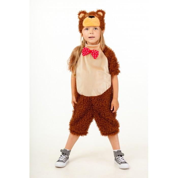 Картинка для Пуговка Карнавальный костюм Пушистый Медведь Плюшки-Игрушки
