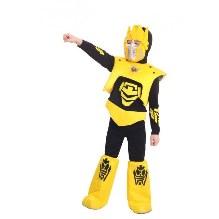 Пуговка Карнавальный костюм Робот Сказочный маскарад