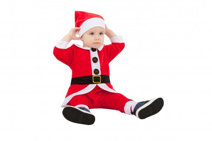 Карнавальные костюмы Пуговка Карнавальный костюм Санта Ладушки-Игрушки 6008 к-19