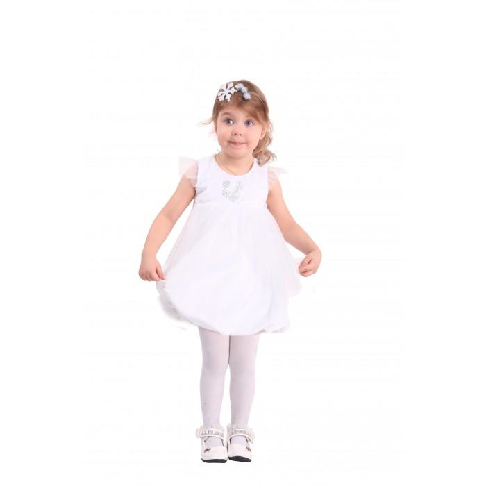 Карнавальные костюмы Пуговка Карнавальный костюм Снежинка Плюшки-Игрушки