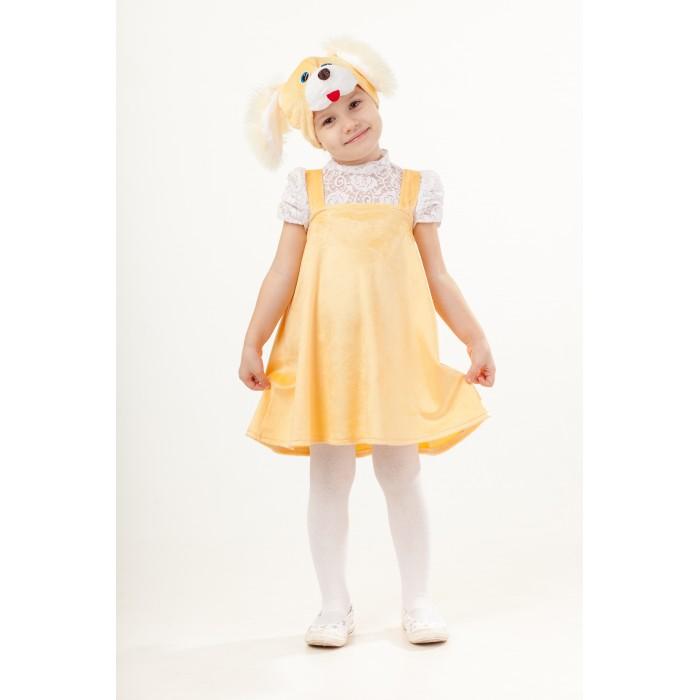 Купить Карнавальные костюмы, Пуговка Карнавальный костюм Собачка девочка Енька Сказочный лес