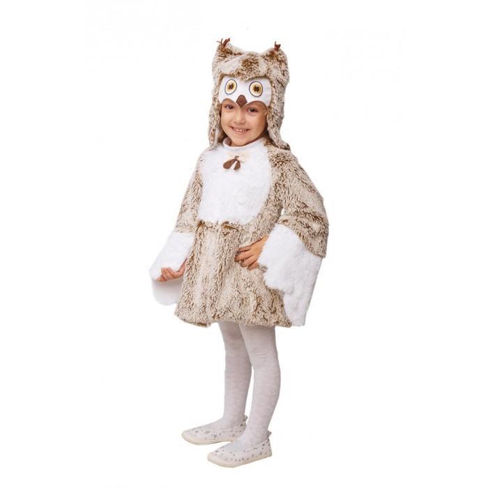 Купить Карнавальные костюмы, Пуговка Карнавальный костюм Сова Луша Плюшки-Игрушки