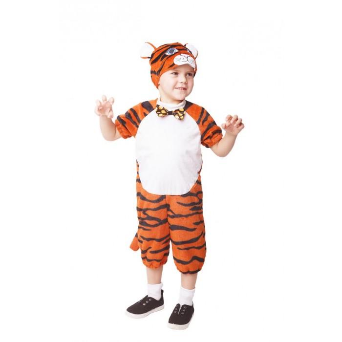 Купить Карнавальные костюмы, Пуговка Карнавальный костюм Тигренок Тимка Плюшки-Игрушки