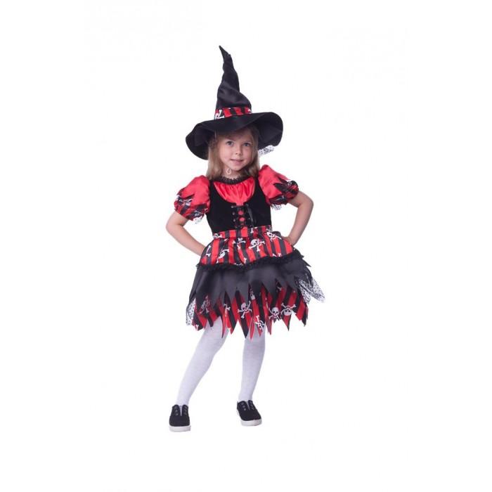 Пуговка Карнавальный костюм Ведьмочка Сказочный маскарад фото