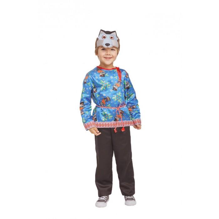 Картинка для Пуговка Карнавальный костюм Волк Максимка Русские сказки