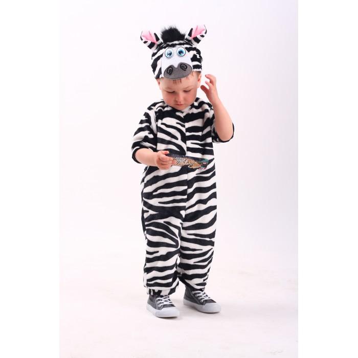 Купить Карнавальные костюмы, Пуговка Карнавальный костюм Зебра Плюшки-Игрушки