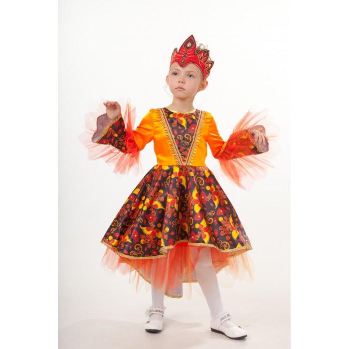 Карнавальные костюмы Пуговка Карнавальный костюм Жар-птица Русские сказки