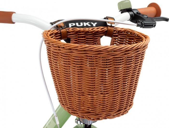 аксессуары для велосипедов и самокатов Аксессуары для велосипедов и самокатов Puky Эластичная плетеная корзина для 16'' велосипедов