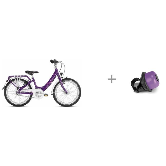 Картинка для Велосипед двухколесный Puky Skyride 20-3 Alu light со звонком G20