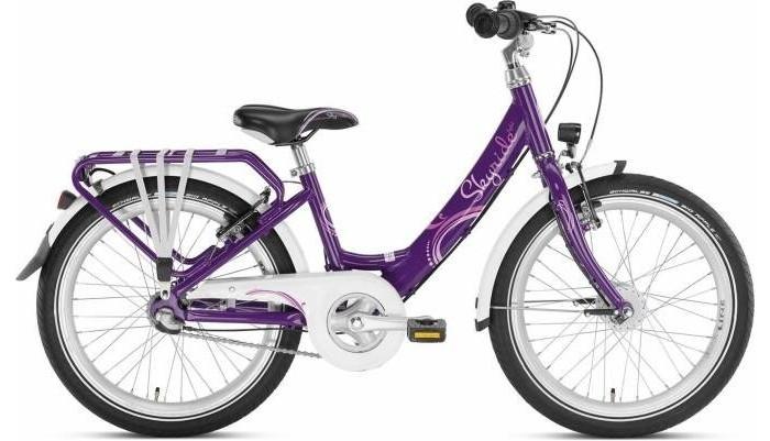 Картинка для Велосипед двухколесный Puky Skyride 20-3 Alu light