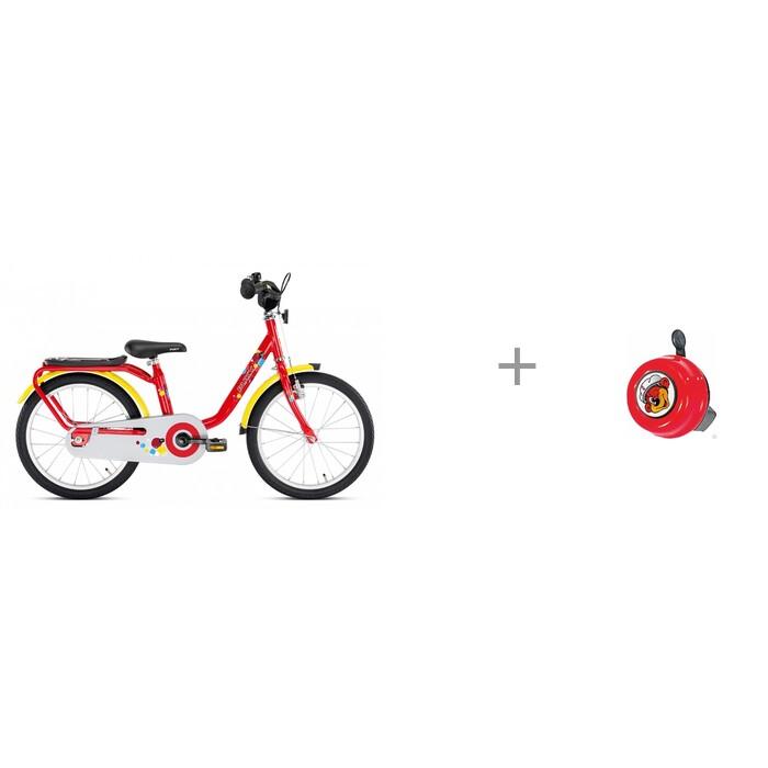 Велосипед двухколесный Puky Z8 со звонком G16
