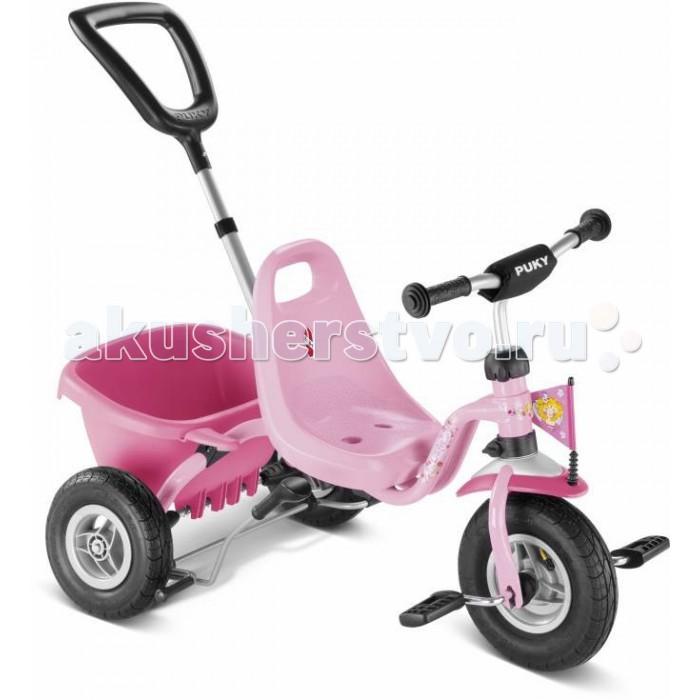 Трехколесные велосипеды Puky CAT 1L велосипед 3 х колесный puky трехколесный велосипед cat 1l capt n sharky