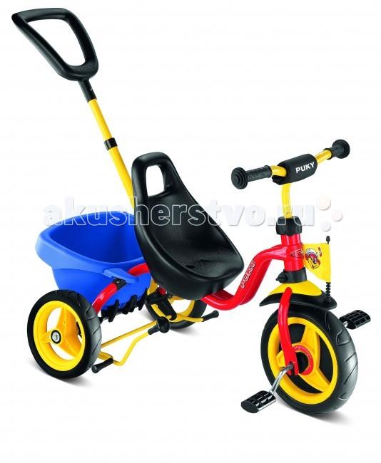 Трехколесные велосипеды Puky CAT 1S