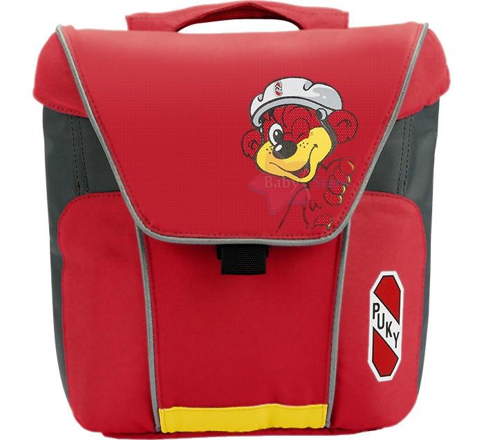 Аксессуары для велосипедов и самокатов Puky Двойная сумка на багажник DT3 сумка для беговелов с ремнем puky lrt красный puky