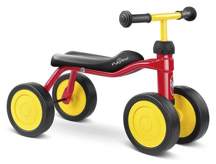 Беговел Puky PukylinoPukylinoPuky Pukylino - отличный транспорт дл тренировки ребенка от 1 года! Беговел-каталка Puky - поможет ребенку почувствовать самостотельность с самых первых шагов. Стимулирует двигательну активность и помогает малышу освоить хождение пешком. При движении каталка не создает никакого шума (что особенно важно дл родителей).  В отличии от подавлщего большинства каталок, седло очень ргономично. Оно довольно узкое, в результате не мешает, а помогает шагать. Высота седла - 22 см, каталка подойдет деткам ростом от 75 см.  Вес - всего 2.6 кг, малыш в состонии управлтьс своим новым конем самостотельно.  Материалы: металлический корпус сделан в соответствии с европейскими требованими стандарта, качества и безопасности дл детских товаров высокое качество окраски  Характеристики: предназначен дл катани детей от года, на рост 75 до 86 см максимальна устойчивость и безопасность легкий вес легко катитс 4 бесшумных колеса ргономичное седло безопасные ручки с накладками на руле максимальна нагрузка - 20 кг  Внимание: клч дл сборки в комплект не входит, просьба приобрести отдельно.  Общие размеры: высота седла  22 см размер седла (дхшхв)  51x26x22 см колесна база  26 см Вес:  2.65 кг<br>