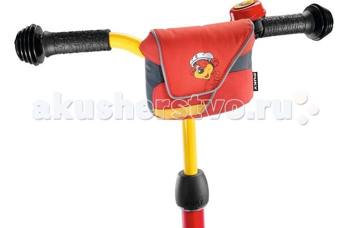 Фото - Аксессуары для велосипедов и самокатов Puky Сумка передняя LT 1 аксессуары для велосипедов и самокатов puky сумка передняя lt 2