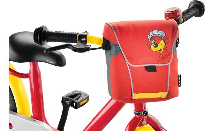 Фото - Аксессуары для велосипедов и самокатов Puky Сумка передняя LT 2 аксессуары для велосипедов и самокатов puky сумка передняя lt 2