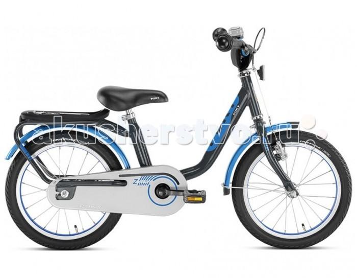 Двухколесные велосипеды Puky Z6 ребенку 8 лет с каким размером колес велосипед