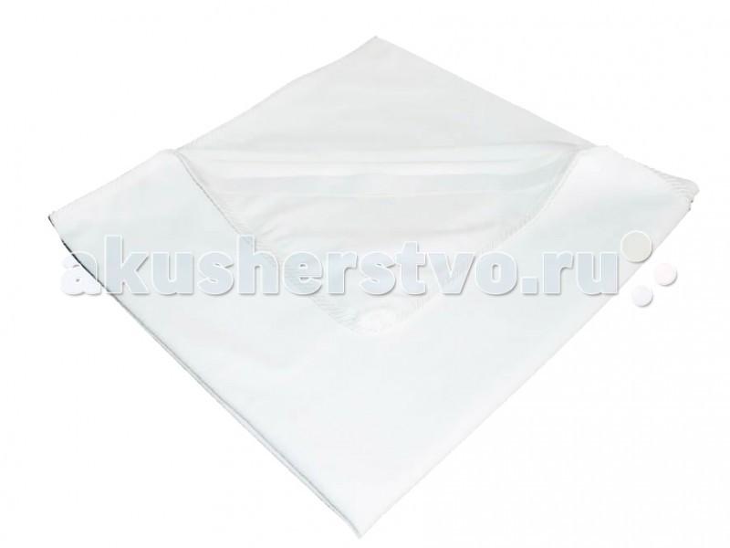 Наматрасники Qu Aqua Непромокаемый наматрасник на резинках по углам (махра) 120х60