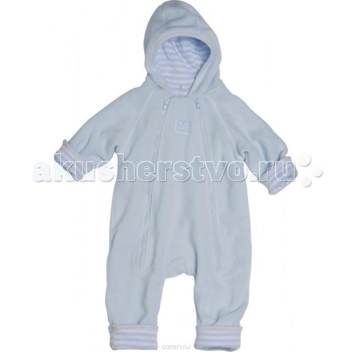 Детская одежда , Демисезонные комбинезоны и комплекты Red Castle Комбинезон детский ZIPUP флис/хлопок арт: 13420 -  Демисезонные комбинезоны и комплекты