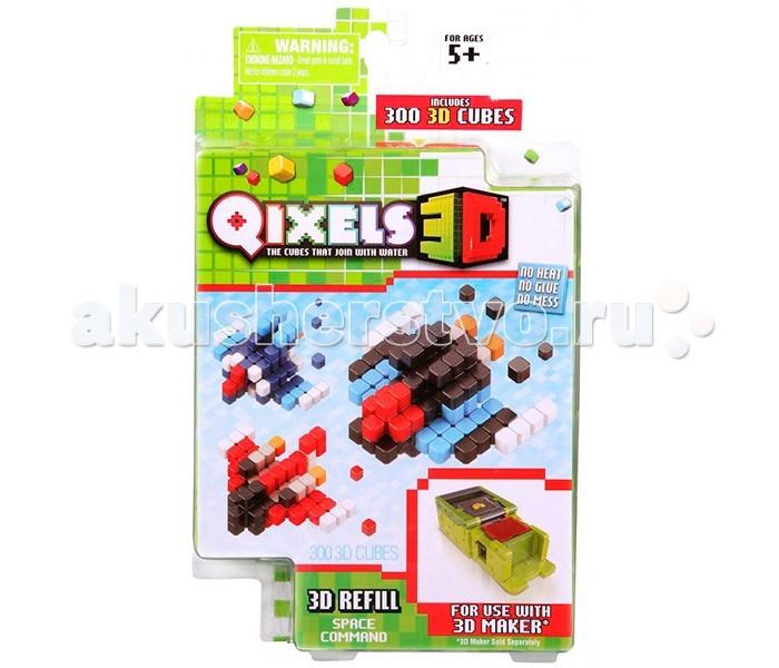 Qixels Дополнительный набор для 3D Принтера