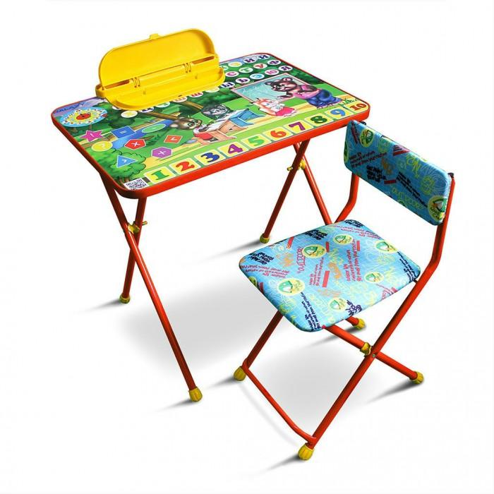 Детские столы и стулья R-Toys Комплект детской мебели Лесная школа