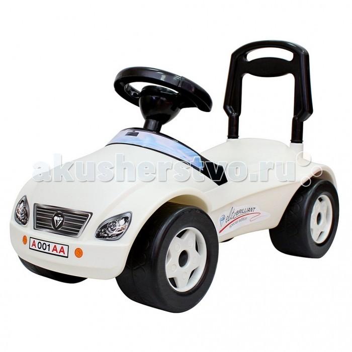 Каталки R-Toys Машинка Мерсик с клаксоном, Каталки - артикул:376279