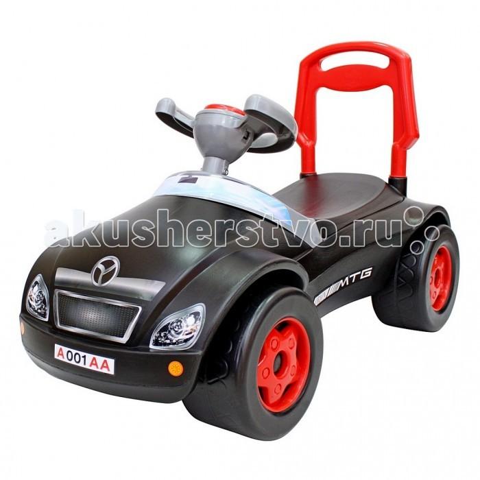 Детский транспорт , Каталки R-Toys Машинка Мерсик с клаксоном арт: 376279 -  Каталки