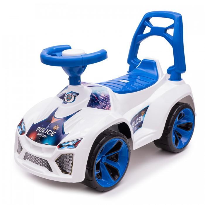 Детский транспорт , Каталки R-Toys Машинка Урус с клаксоном Police арт: 375659 -  Каталки