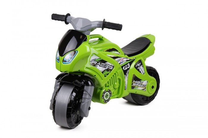 Каталка R-Toys мотоцикл беговел Racing High Speed