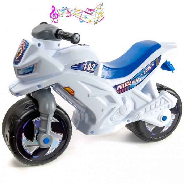 Каталки Орион Racer RZ 1 Полиция с музыкой