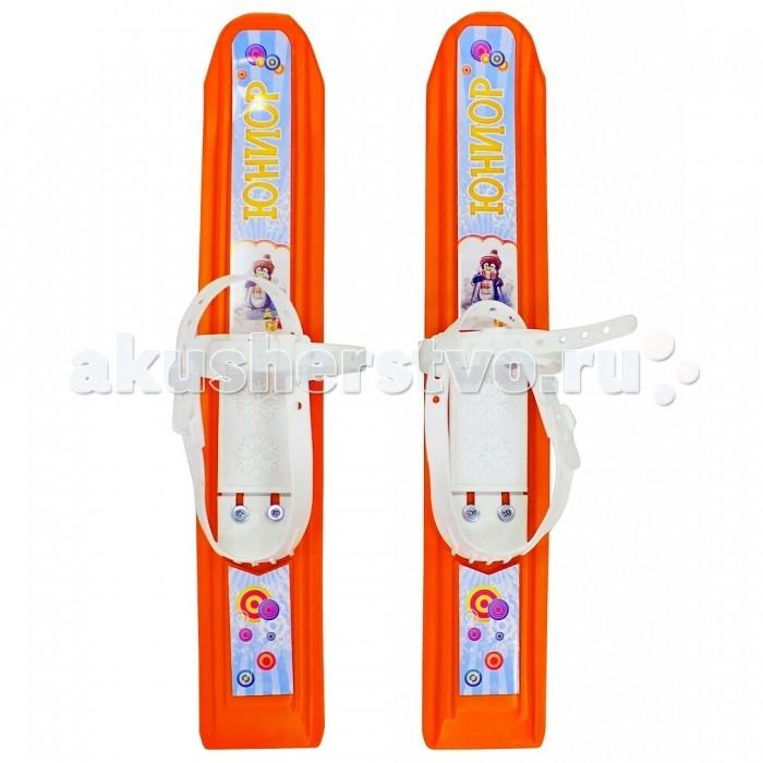 Ледовые коньки и лыжи R-Toys Пингвин-юниор цикл мини лыжи юниор цикл