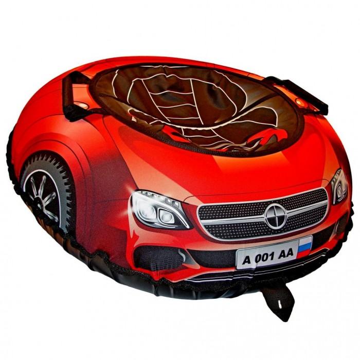 Тюбинг R-Toys Эксклюзив Super Car Mercedes 100 см