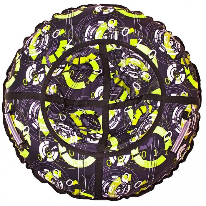 Тюбинг R-Toys Санки надувные Галактика 100 см