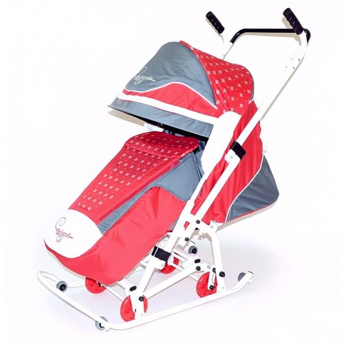 Зимние товары , Санки-коляски R-Toys Скользяшки Мозаика арт: 192456 -  Санки-коляски