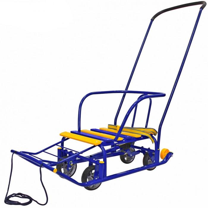 Зимние товары , Санки R-Toys Снегомобиль арт: 389814 -  Санки