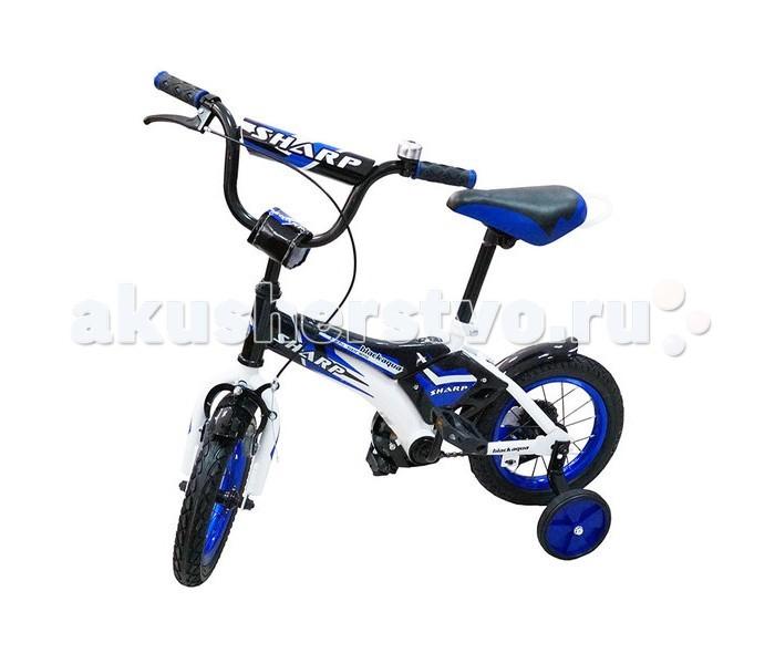 Двухколесные велосипеды R-Toys BA Sharp 12 велосипед r toys galaxy лучик vivat 10 8 красный трехколёсный