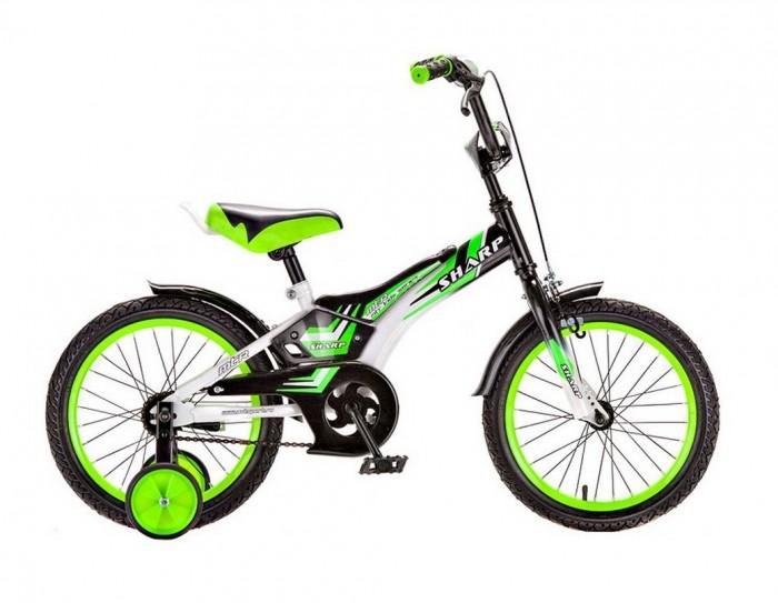 Купить Двухколесные велосипеды, Велосипед двухколесный А.В.Т.Спорт BA Sharp 14 1s