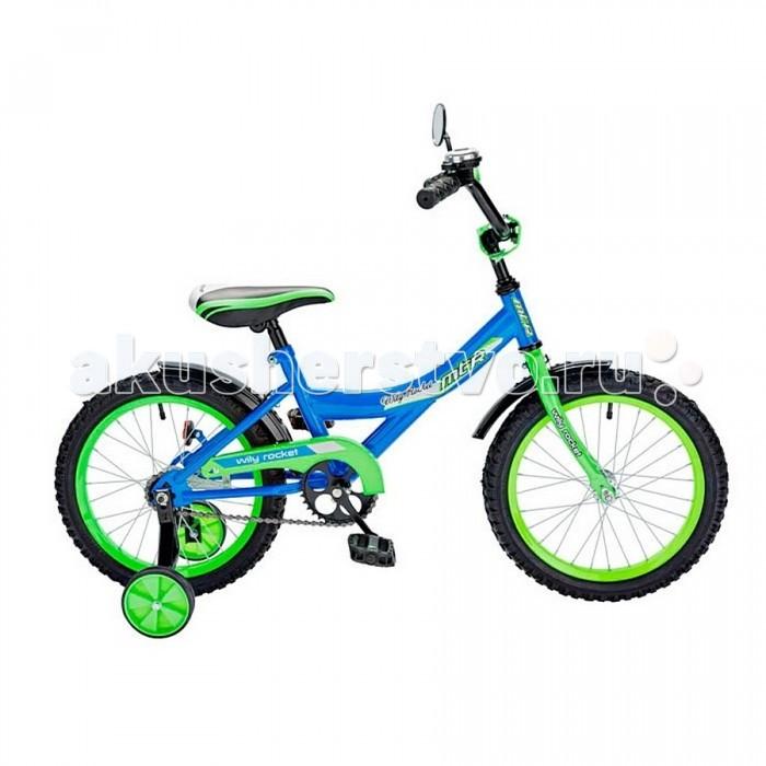 Двухколесные велосипеды R-Toys BA Wily Rocket 12