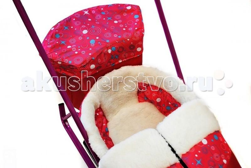 Зимние товары , Вкладыши для санок R-Toys Багажник на санимобиль арт: 70719 -  Вкладыши для санок