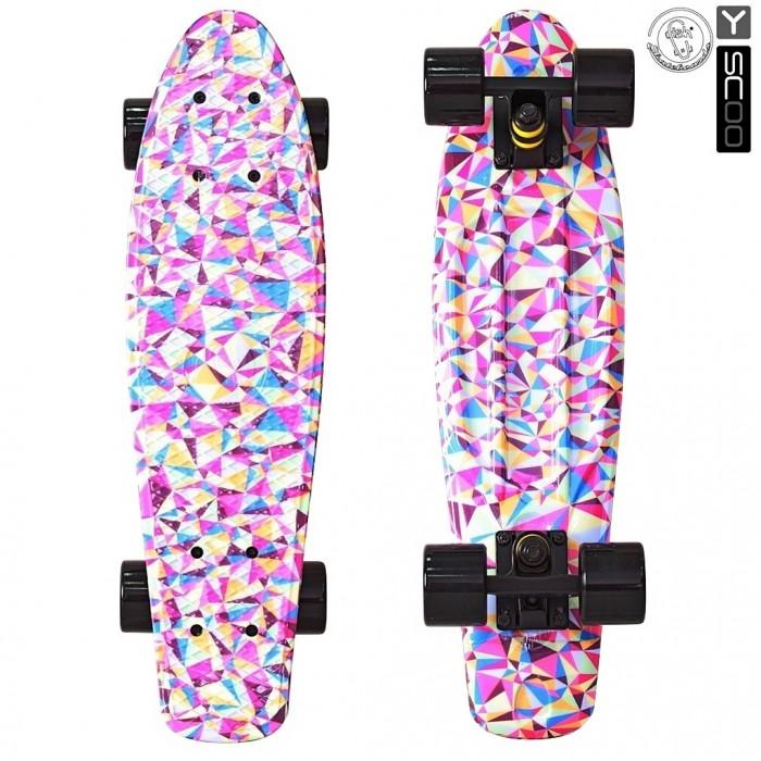 R-Toys Скейтборд Fishskateboard Print 22