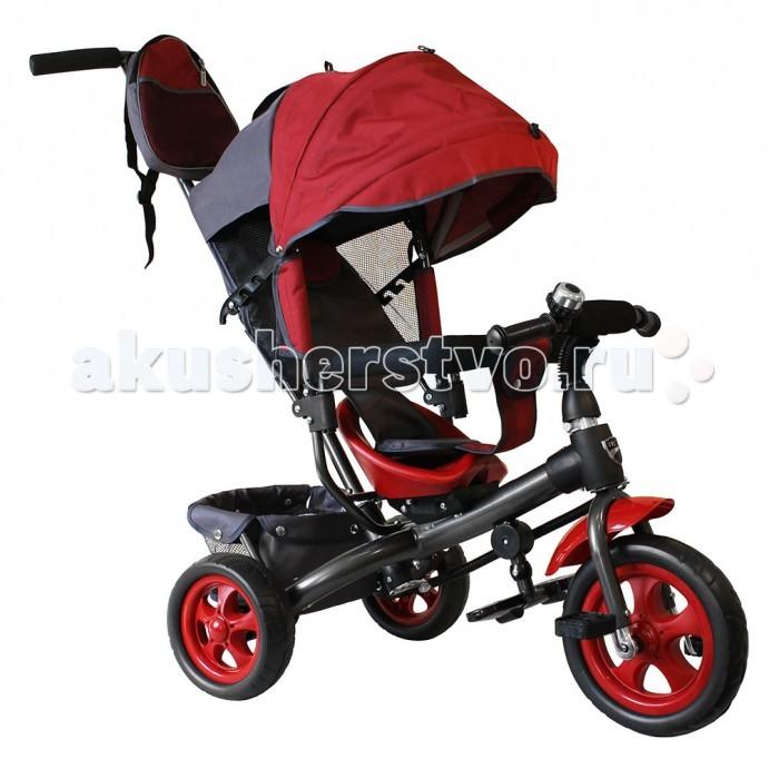 Детский транспорт , Трехколесные велосипеды R-Toys Galaxy Лучик Vivat арт: 308364 -  Трехколесные велосипеды