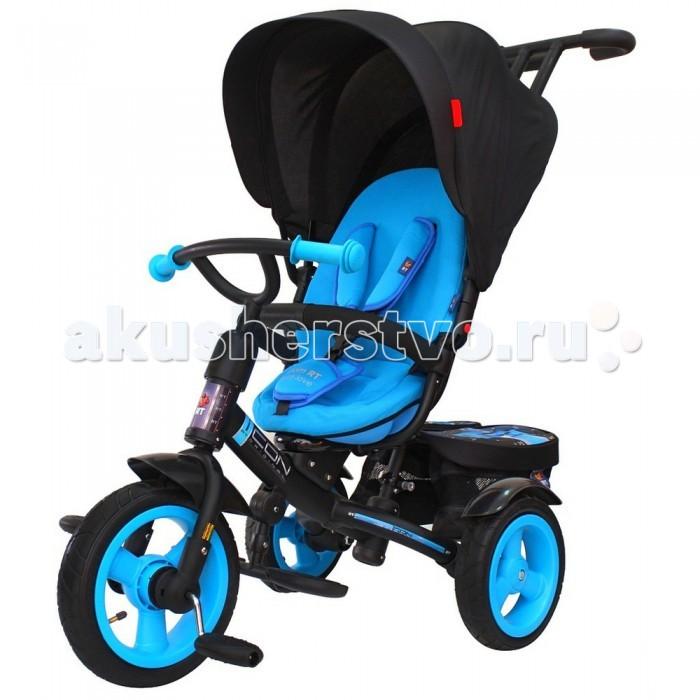 Велосипед трехколесный R-Toys Icon elite NEW Stroller by Natali PrigaroIcon elite NEW Stroller by Natali PrigaroВелосипед трехколесный R-Toys Icon elite NEW Stroller by Natali Prigaro велосипед-коляска с надувными колесами и с 2 капюшонами: с капюшоном - коляской, с капюшоном-козырьком.   Пока малыш не научится кататься на велосипеде самостоятельно, используется управляемая ручка для родителей. Очень длинная и удобная ручка установлена под углом, а телескопический механизм позволяет адаптировать ее под рост взрослого. При необходимости ручка снимается.   Особенности: съемный капюшон как у коляски закрывает ребенка полностью  невесомый и большой - сделан из легкой ткани с UV-защитой от солнца  большие надувные колеса поворотная ручка-толкатель оригинальной формы установлена под идеальным углом  сиденье 360 - сиденье можно установить в 2-х положениях: лицом к дороге и лицом к маме  сиденье переставляется ближе/дальше к рулю-3 положения  функция свободное колесо  более широкие подножки с рифленой поверхностью  съемная рукоятка ручки продумана и имеет удобную форму для управления  высокоточные подшипники ABEC в рулевой вилке  3-х точечные ремни безопасности высокое эргономичное сиденье с мягким чехлом из дышащей ткани.  Функция свободное колесо - небольшим усилием Вы можете вытаскивать диск наружу или ставить на место. Таким образом, Вы фиксируете педали и малыш может кататься на велосипеде, а можно дать им свободный ход и крутить педали взад-вперед, когда велосипедом управляет взрослый.<br>